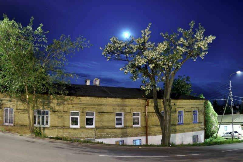 Ночь Пятигорска - фото