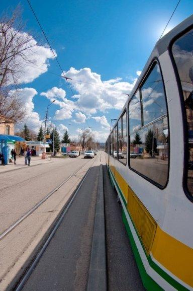 Трамвай Пятигорска, остановка Мира