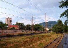 Железная дорога - Пятигорск
