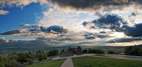 Ворота Солнца в Пятигорске. Фотограф Павел Богданов