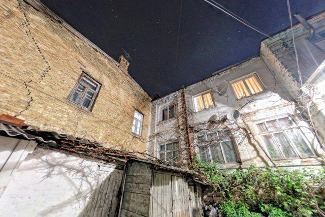 Старый дворик в пятигорске