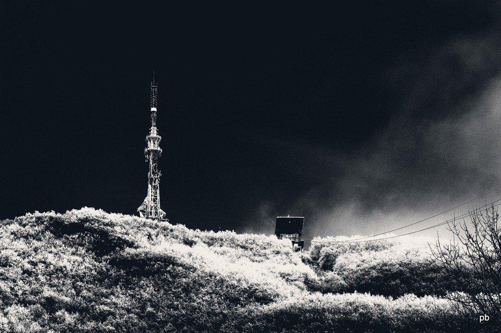 Вершина Машука, телевышка