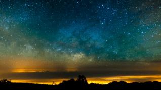 Эль Тейде - Млечный путь