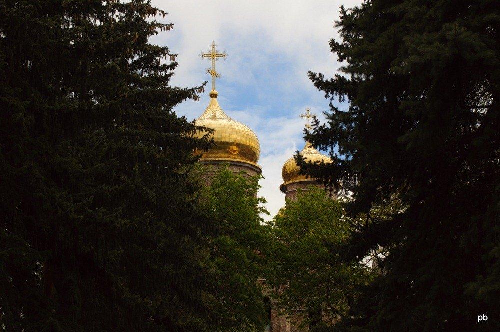 Восстановление церкви в Пятигорске