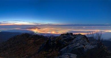 Панорама - Пятигорск на рассвете