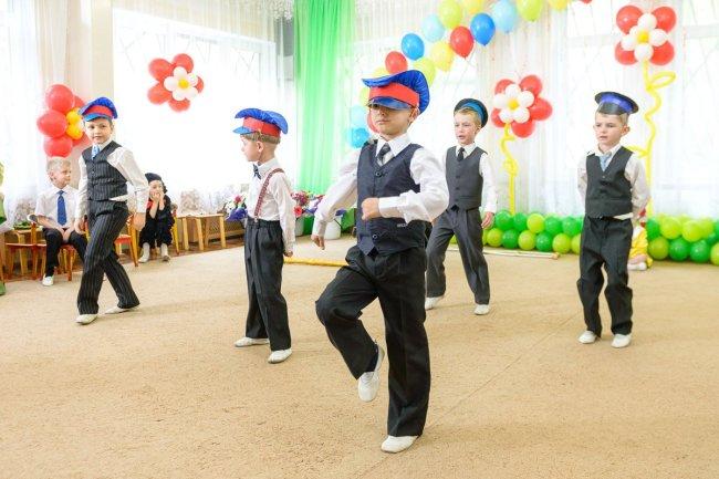 Фоторепортаж в детском саду Санкт-Петербурга