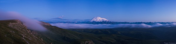 Панорама Бермамыта высокого разрешения