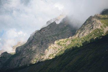 По пути к Цейскому леднику