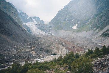 Цейский ледник