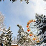 Фото пятигорского колеса обозрения