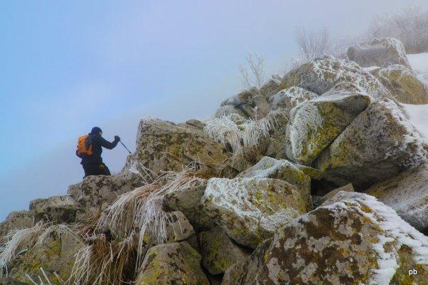 Путь на вершину Бештау