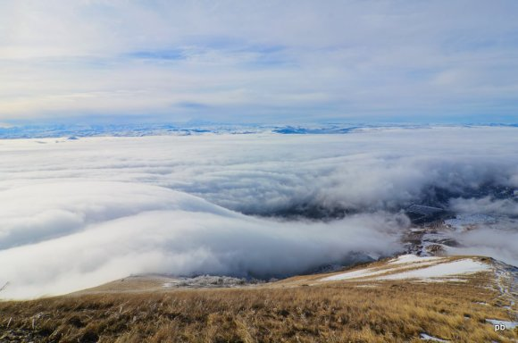 Над облаками - Бештау