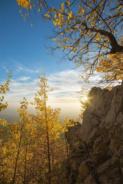 Осень на Бештау