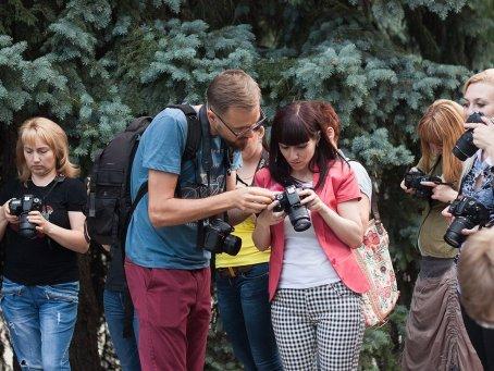 Интуитивная фотография в Пятигорске