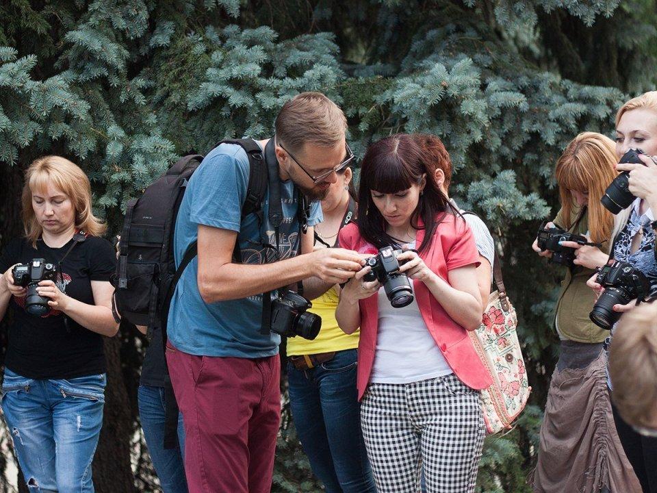 Начальные фотокурсы для родителей в Пятигорске