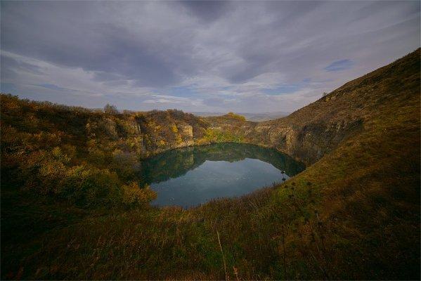 Озеро Шантхурей (Шанхоре) верхнее