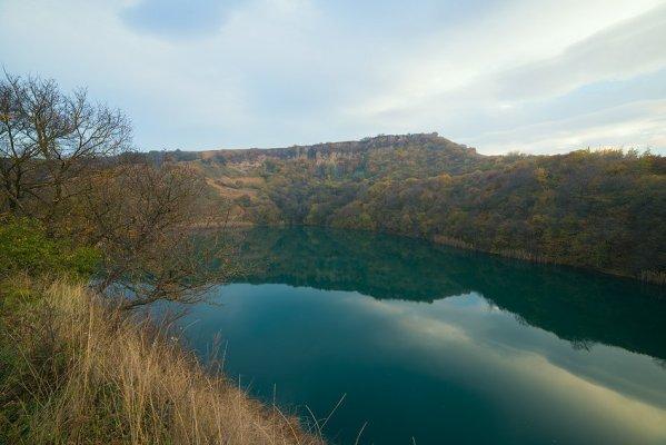 Большое озеро Шантхурей