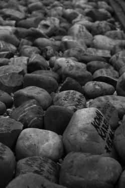 Památka obětí holokaustu (Plzeň   září 2009)