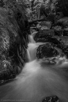 Skryjský vodopád