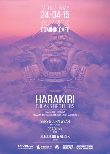 Harakiri Breaks Brothers