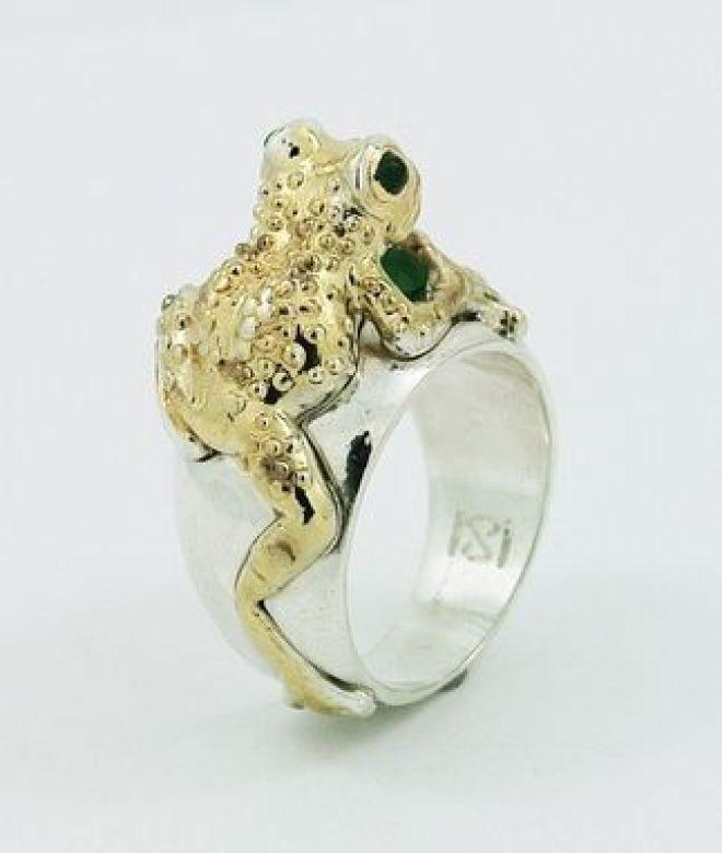 Frog Ring $490+ (4)