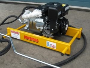 Skid Mounted Automatic Clutch Emulsion Sprayer