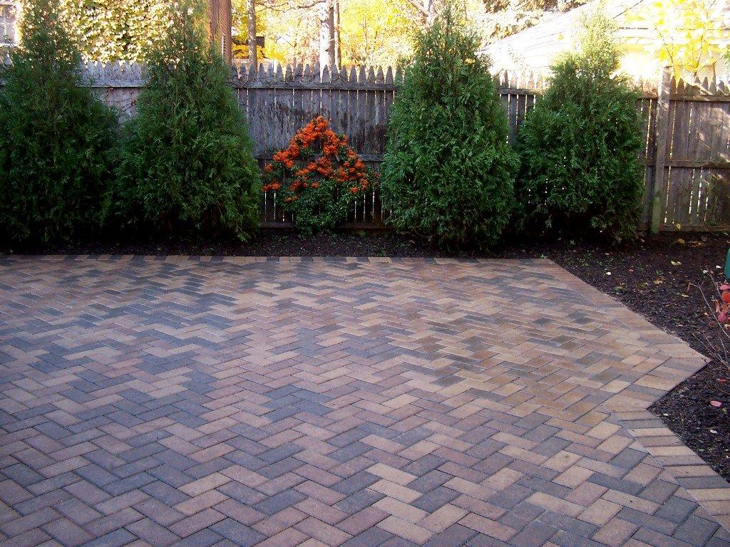 Northern Va Brick Patio Design Contractor And Brick Patio