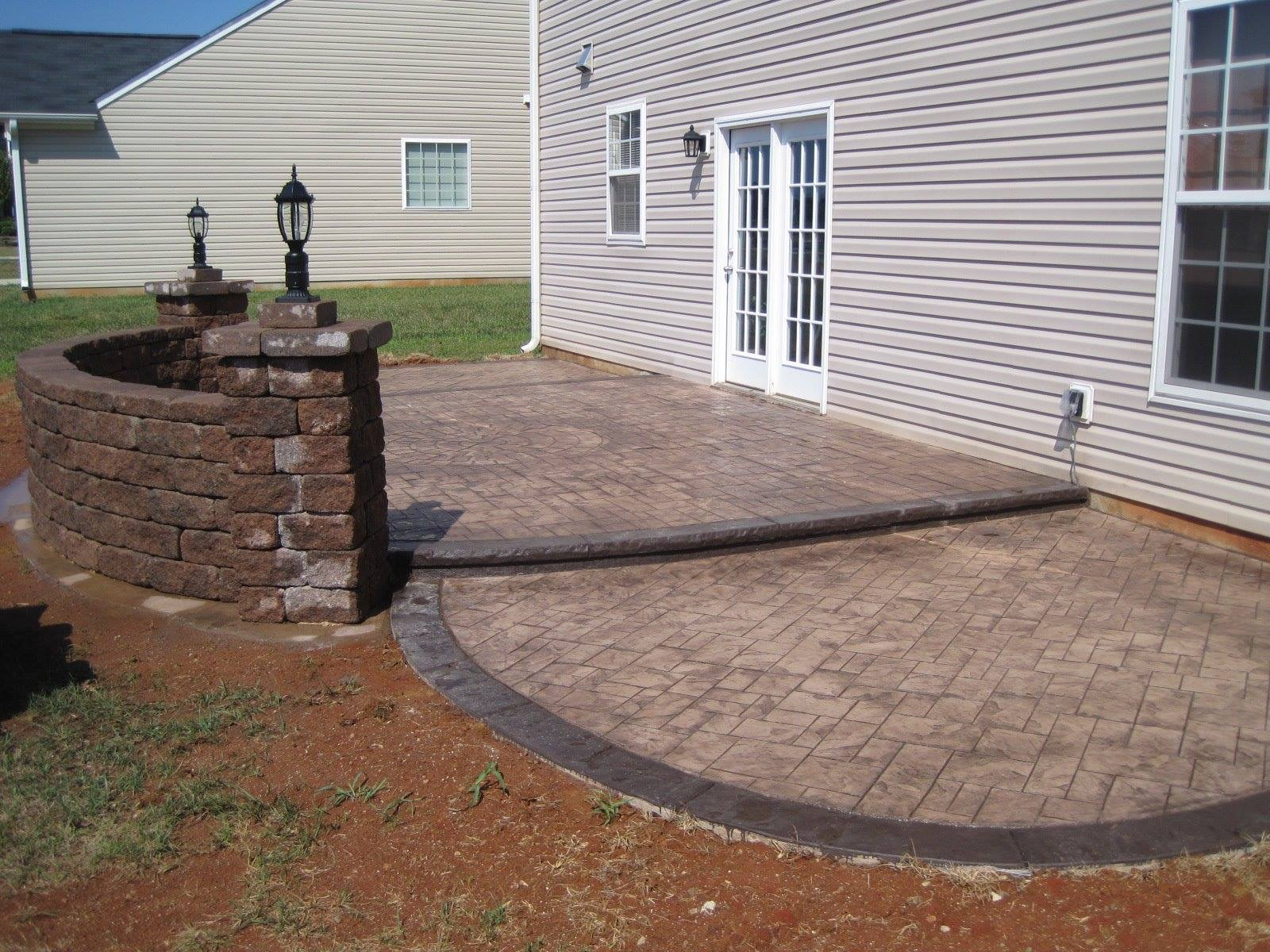 Patio & Grilling Area - Pavers Express on Patio Grilling Area id=48760