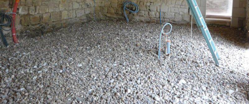 comment faire une dalle de beton sur