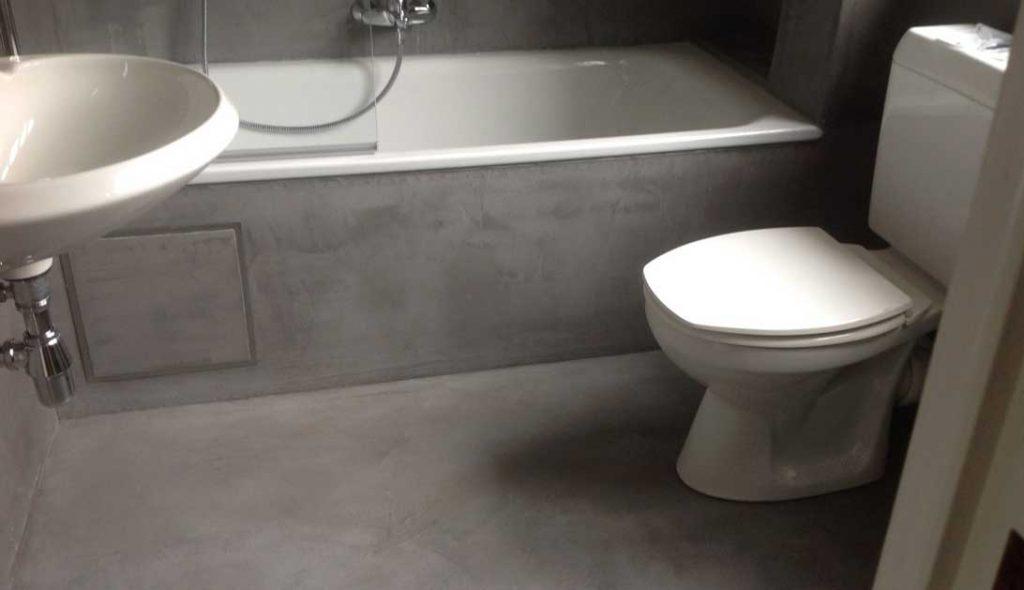 revetement de sol salle de bains prix