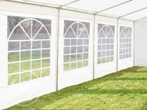 Pavillon als Partyzelt 4x6