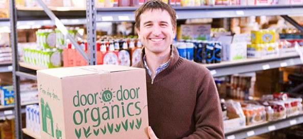 Door to Door Organics, uspešni startup za proizvodnju i dostavu organske hrane