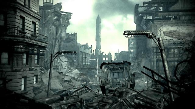 Tipična apokaliptična vizija sveta u današnjim knjigama i filmovima izgleda, otprilike, ovako