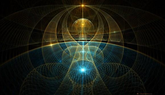"""""""Sve bilo je muzika"""" - Svet, vasiona, sve žive i nežive stvari, sastavljene su od energetskih struna koje vibriraju, međusobno se preplićući i stvarajući """"kosmičku tapiseriju"""""""