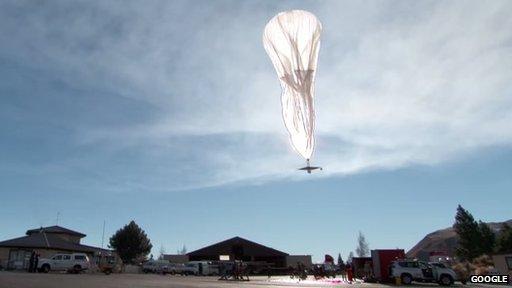 Mark Zakerberg kaže da Fejsbukov projekat Loon može obezbediti pristup internetu pomoću balona iz stratosfere, koji bi služili kao primopredajne stanice