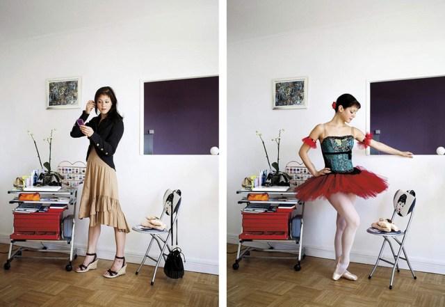 Kler - plesačica