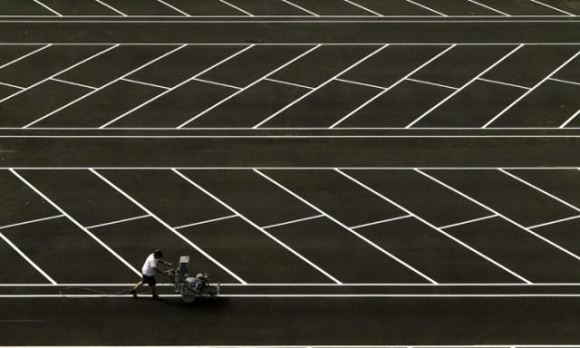 """5pm: Las Palmas (Veliki Kanari), Španija, """"Simetrija"""". Foto: Antonio Hernandez"""