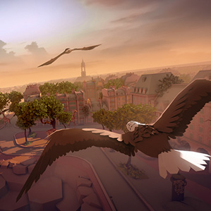Orlov let (Eagle Flight): nova VR igrica koja dočarava pogled iz ptičje perspektive