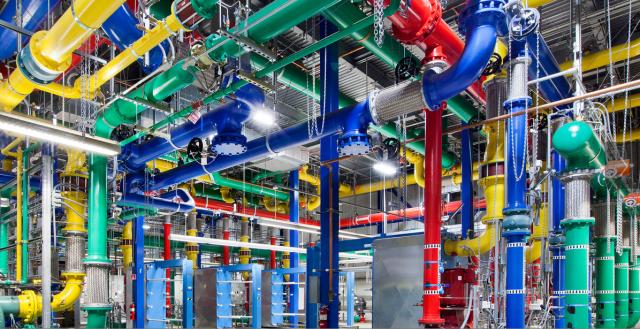 Guglov Centar za baze podataka: kompleksnost na delu. Foto: Busines Insider
