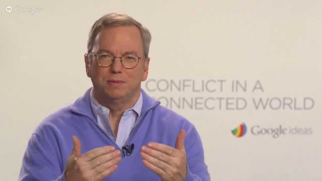 Erik Šmit, CEO informatičke kompanije Alphabet