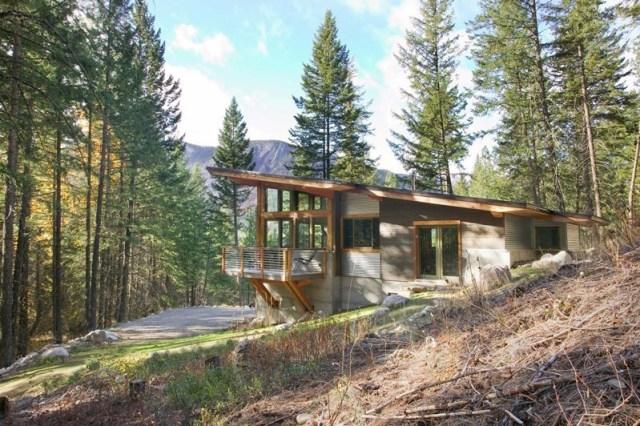 Wintergreen bondručara, Vašington, SAD: Usečena u obronak planine, idealno je mesto za ponovni susret s Prirodom
