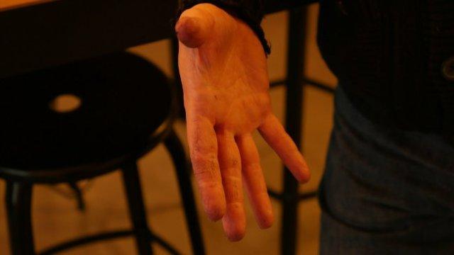 """Vensanove ruke najčešće su """"ofarbane"""" grožđem"""