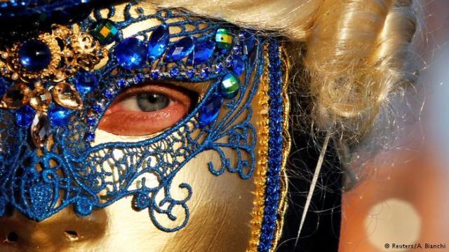 Venecijanske maske posvuda su prepoznatljivo obeležje i karnevala a i samog grada