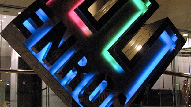 Krah Enrona iz 2001. bio je najveći korporativni kolaps u američkoj istoriji