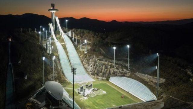 Zimska Olimpijada u Pjongčangu u Južnoj Koreji počinje za manje od dva meseca (GettyImages)