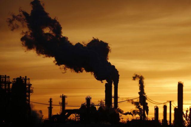 Raste zagađenje iz rafinerije Philips 66, Roksen, Ilinois, 24. april (Luke Sharrett/Bloomberg)