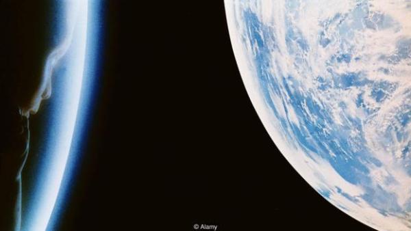"""Film """"2001: Odiseja u svemiru"""" je umnogome zbunjujuća i zagonetna glavolomka. Kjubrik je voleo da ga upoređuje sa slikom ili muzičkim delom (Foto: Alamy/BBC)"""
