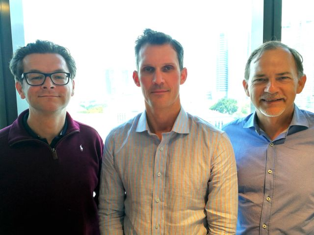 Bastijan Losen (Werthstein), Julijan Kelerman (Tiramizoo), Klaus Karte (Accelerator's Asia)
