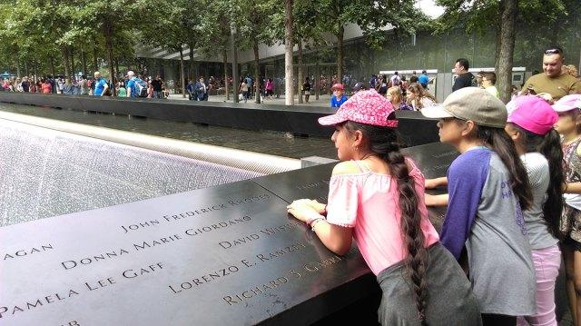 Memorial 9/11, foto: Peščanik