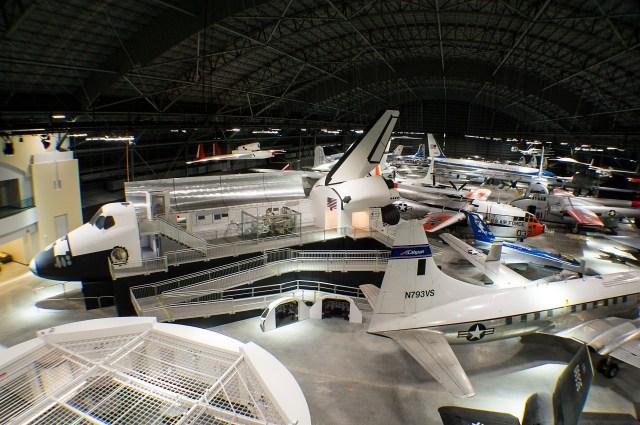 Nacionalni muzej američkih vazduhoplovnih snaga